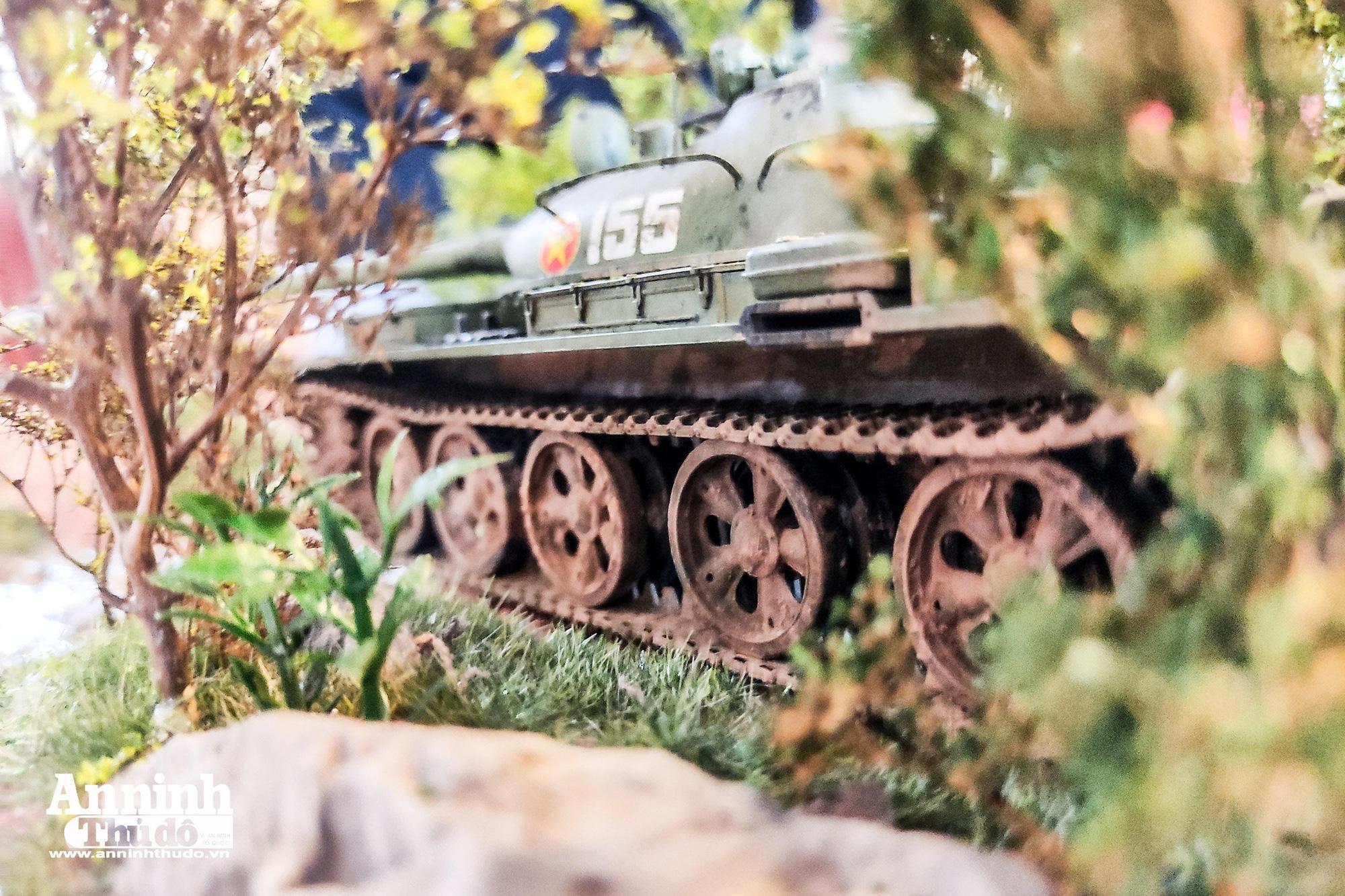 Những khí tài quân sự được tái hiện lại, mang theo bao ký ức hào hùng ở Hà Nội - Ảnh 11.