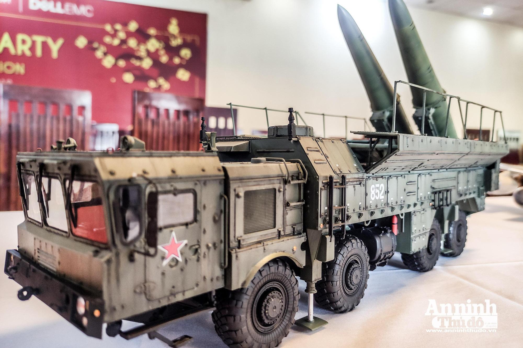 Những khí tài quân sự được tái hiện lại, mang theo bao ký ức hào hùng ở Hà Nội - Ảnh 15.