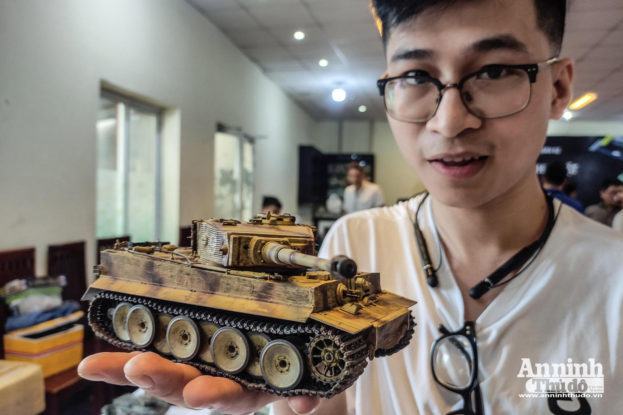 Những khí tài quân sự được tái hiện lại, mang theo bao ký ức hào hùng ở Hà Nội - Ảnh 19.