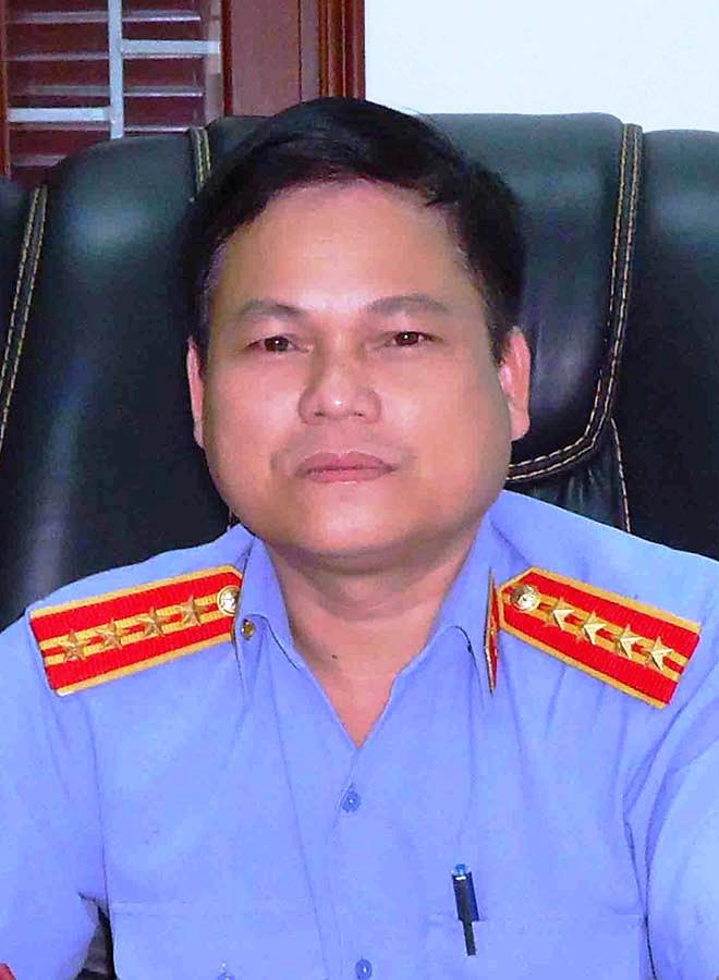 Cơ quan điều tra Viện kiểm sát nhân dân tối cao làm việc với ông Nguyễn Văn Quân - Ảnh 1.
