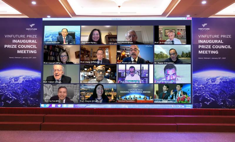Kênh CNN quảng bá giải thưởng VinFuture trên toàn cầu - Ảnh 2.