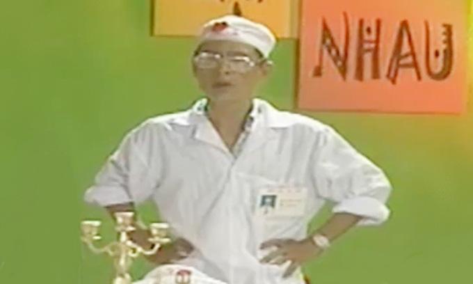 """Chuyện bi hài lần đầu kể về vai """"bác sĩ Hoa Súng"""" của nhà thơ Hoàng Nhuận Cầm - Ảnh 3."""