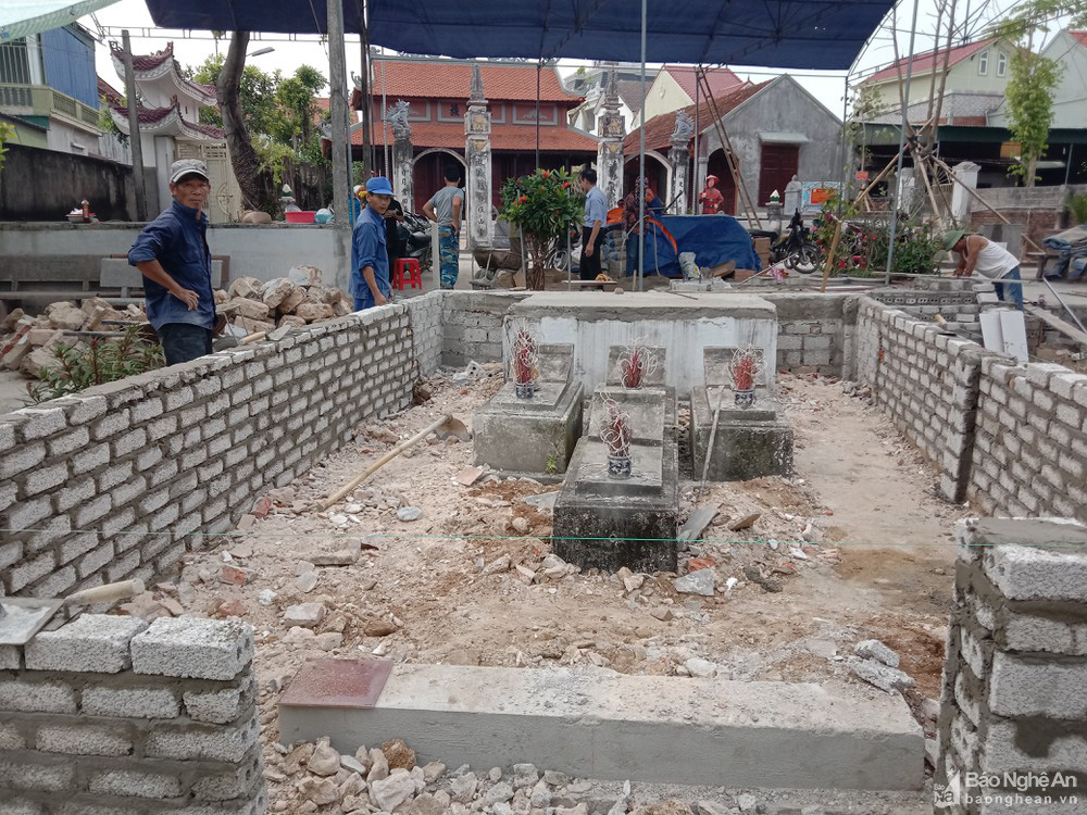 Chuyện lạ kỳ ở Nghệ An: Một nhà thờ thờ chung 2 dòng họ? - Ảnh 6.