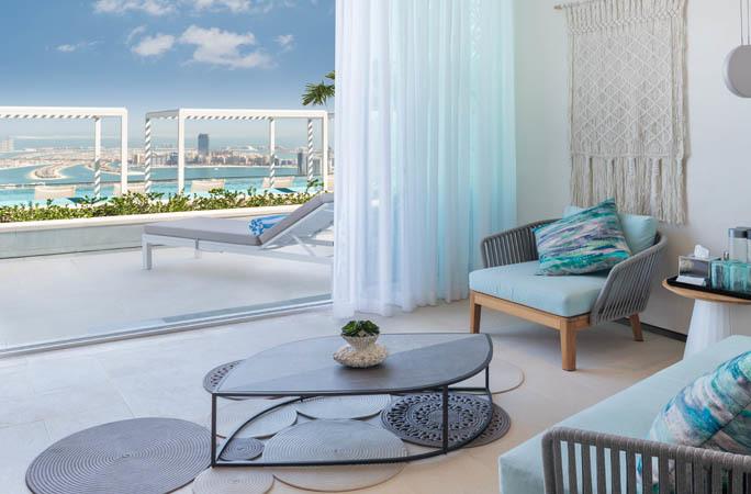 Chiêm ngưỡng bể bơi vô cực cao nhất thế giới ở Dubai - Ảnh 5.