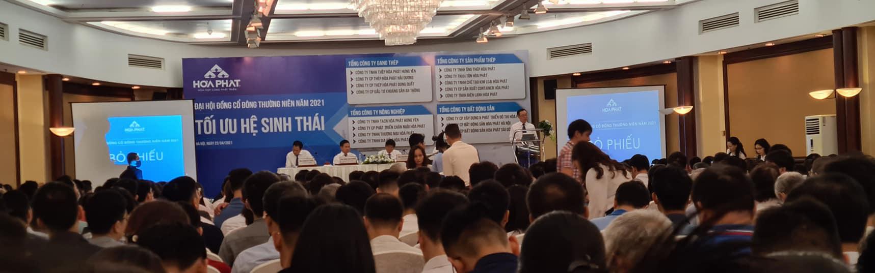 """Hòa Phát thu về hơn 340 tỷ/ngày, tỷ phú Trần Đình Long nói """"không quá hưng phấn"""" - Ảnh 1."""
