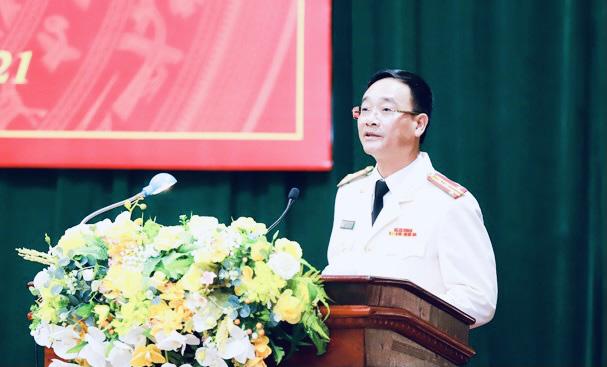 Công bố quyết định tân Giám đốc Công an tỉnh Nghệ An - Ảnh 2.