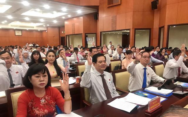 Chốt hệ số điều chỉnh giá đất năm 2021 tại kỳ họp 25 HĐND TP.HCM