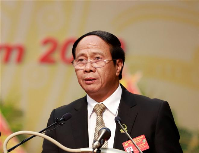 Phó Thủ tướng Lê Văn Thành được phân công nhiệm vụ Trưởng Ban Chỉ đạo T.Ư về Phòng chống thiên tai - Ảnh 1.