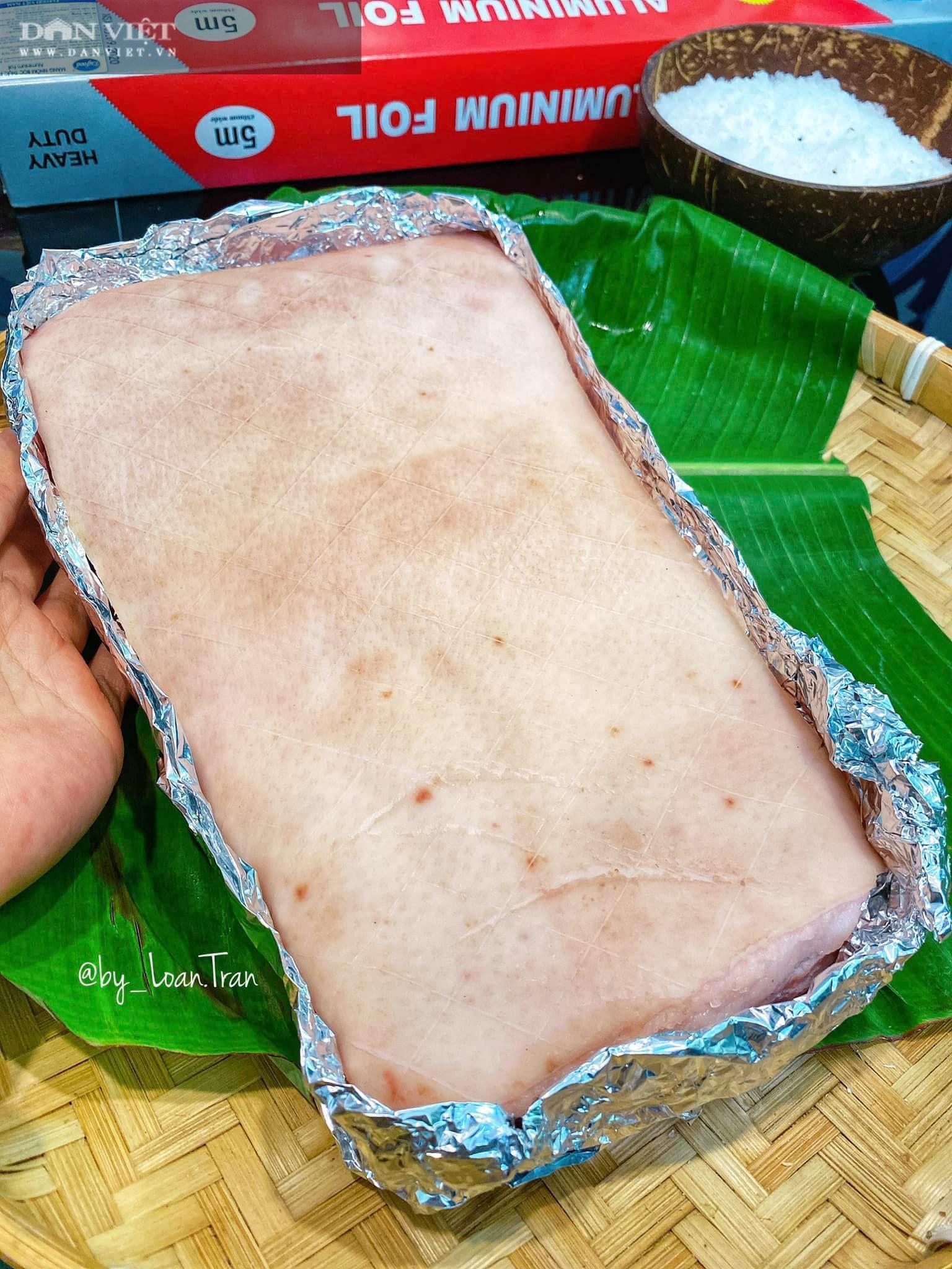 Chỉ cần làm điều này, đảm bảo thịt quay bằng nồi chiên không dầu ngon đúng chuẩn - Ảnh 2.