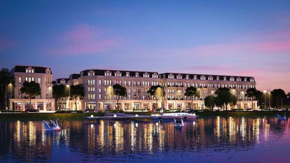 """Cơ hội sở hữu 25 căn biệt thự """"kề hồ"""" cuối cùng giai đoạn 2 Louis City Hoàng Mai - Ảnh 2."""