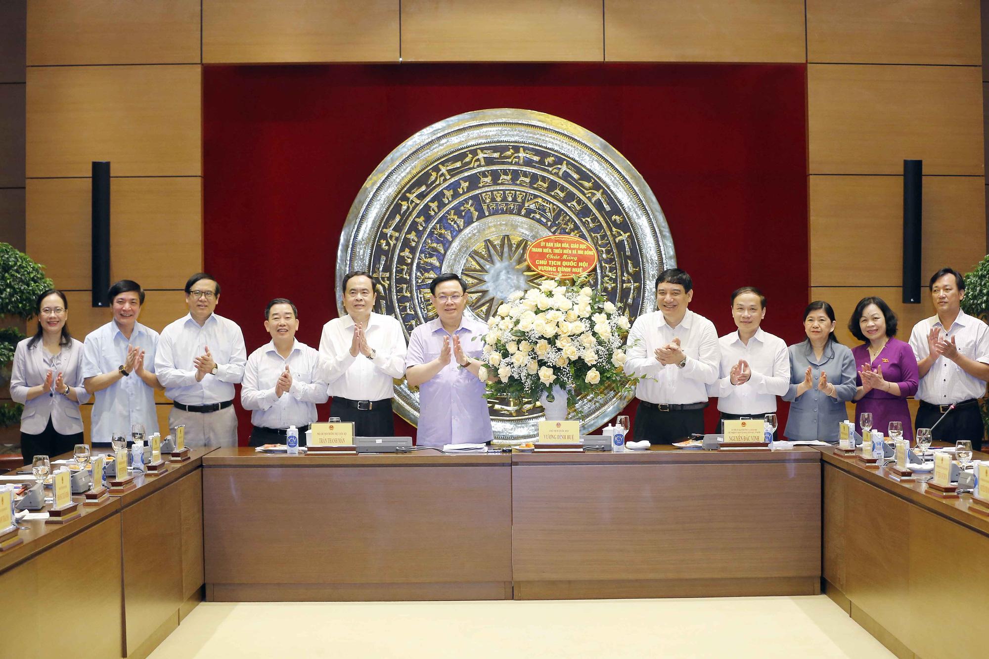 Chủ tịch Quốc hội Vương Đình Huệ: Chống lạm quyền trong thực hiện giám sát  - Ảnh 2.