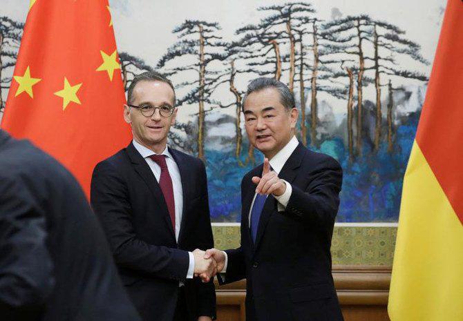 """Đức phản đối """"cô lập"""" Trung Quốc - Ảnh 1."""