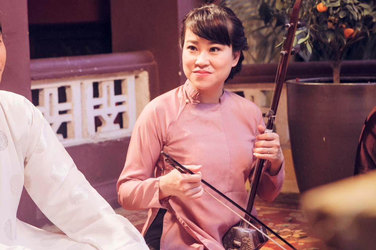 """Nghệ sĩ Mai Tuyết Hoa: """"Hộ chiếu vacxin sẽ mở ra cơ hội để đưa xẩm Việt Nam ra ngoài thế giới"""" - Ảnh 4."""