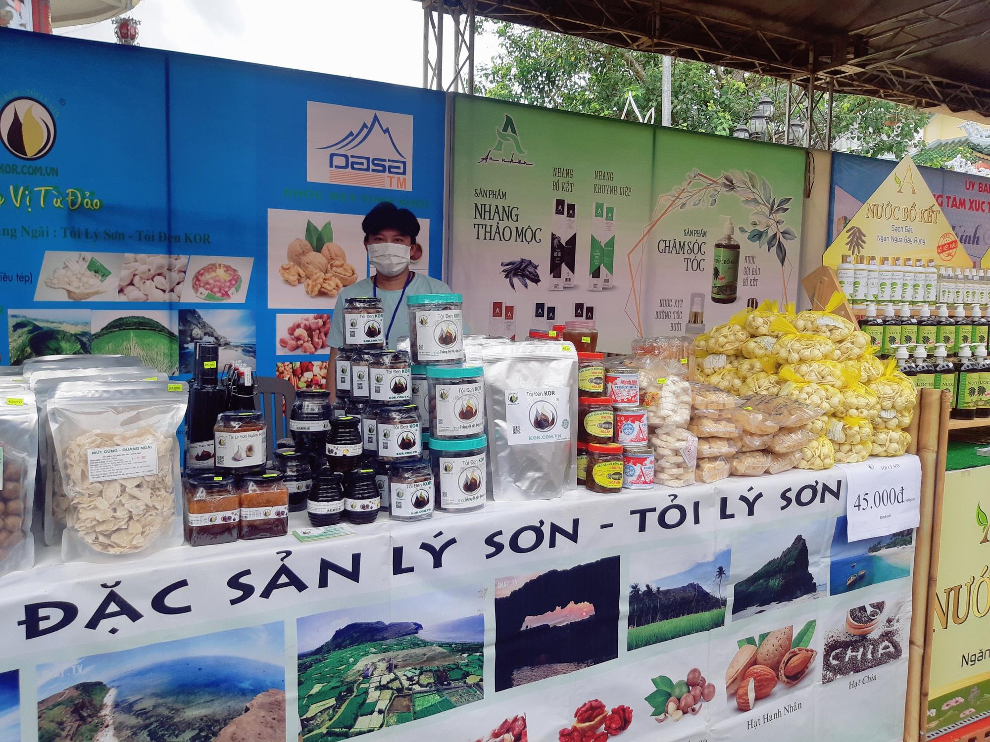 Sản phẩm OCOP 24 tỉnh, thành hội tụ tại Châu Đốc An Giang - Ảnh 9.
