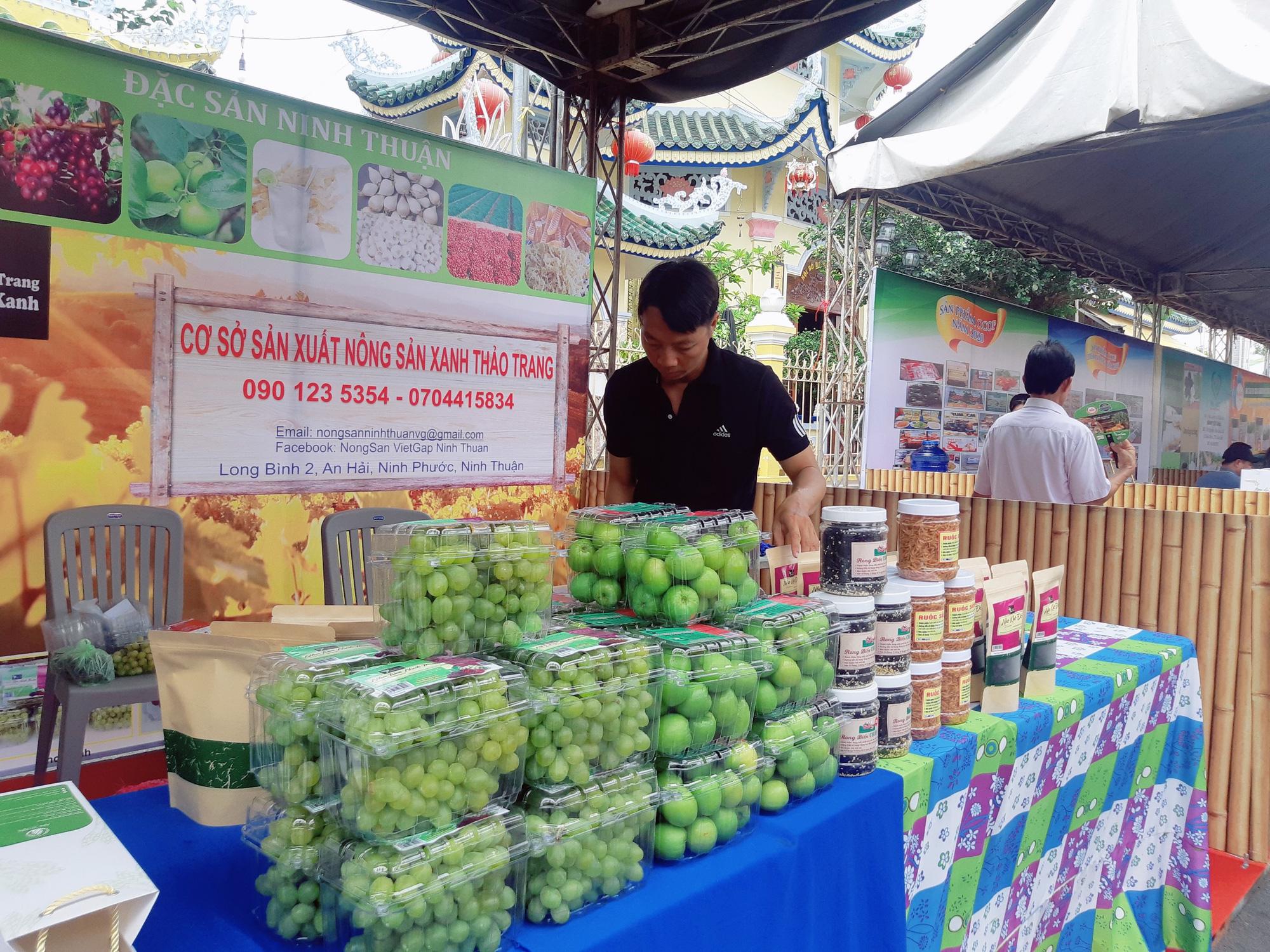 Sản phẩm OCOP 24 tỉnh, thành hội tụ tại Châu Đốc An Giang - Ảnh 13.