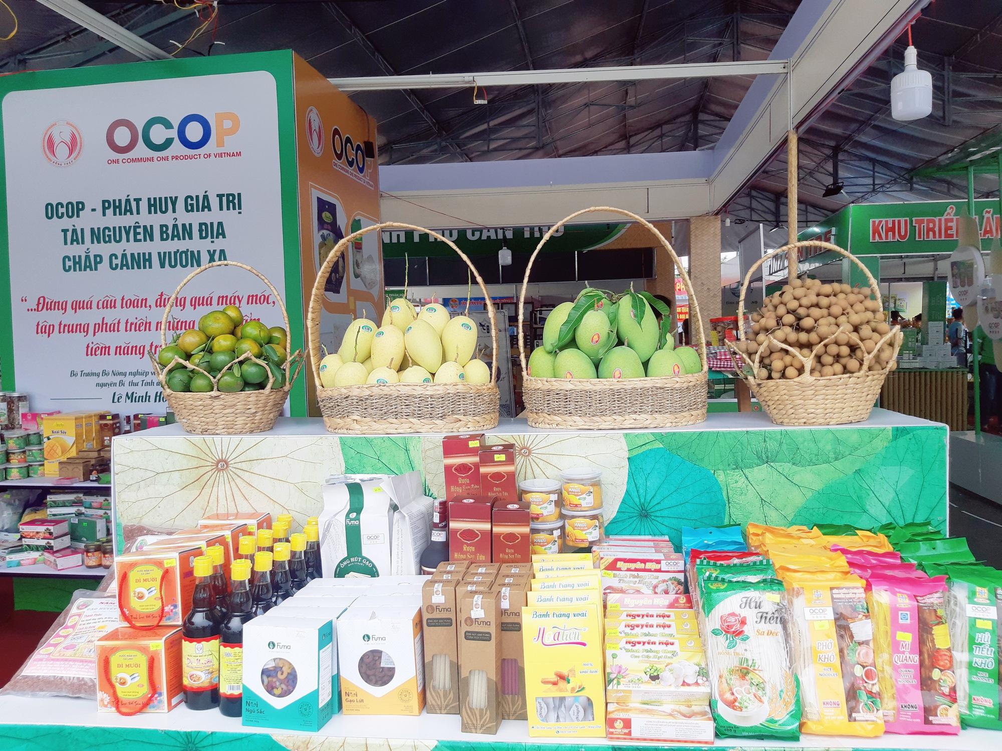 Sản phẩm OCOP 24 tỉnh, thành hội tụ tại Châu Đốc An Giang - Ảnh 16.