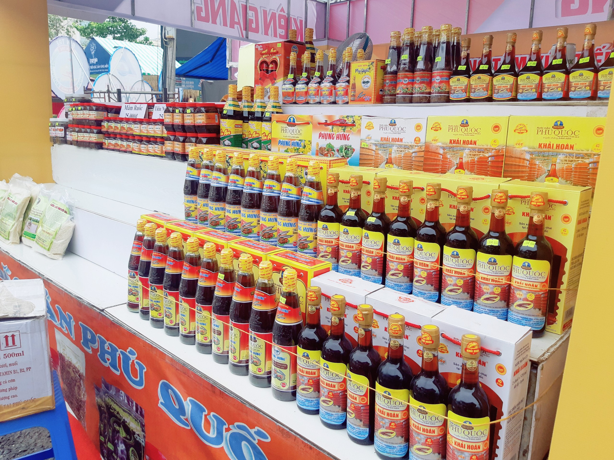 Sản phẩm OCOP 24 tỉnh, thành hội tụ tại Châu Đốc An Giang - Ảnh 17.