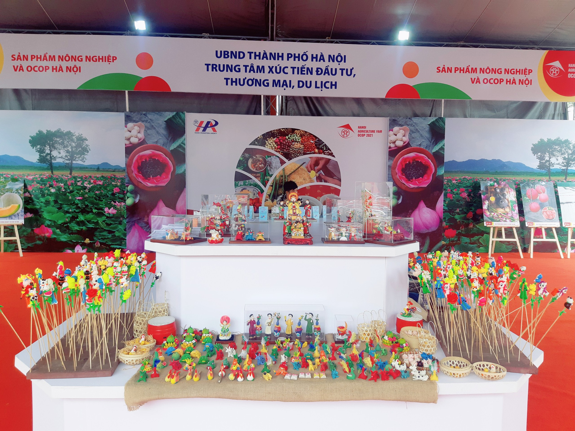 Sản phẩm OCOP 24 tỉnh, thành hội tụ tại Châu Đốc An Giang - Ảnh 18.