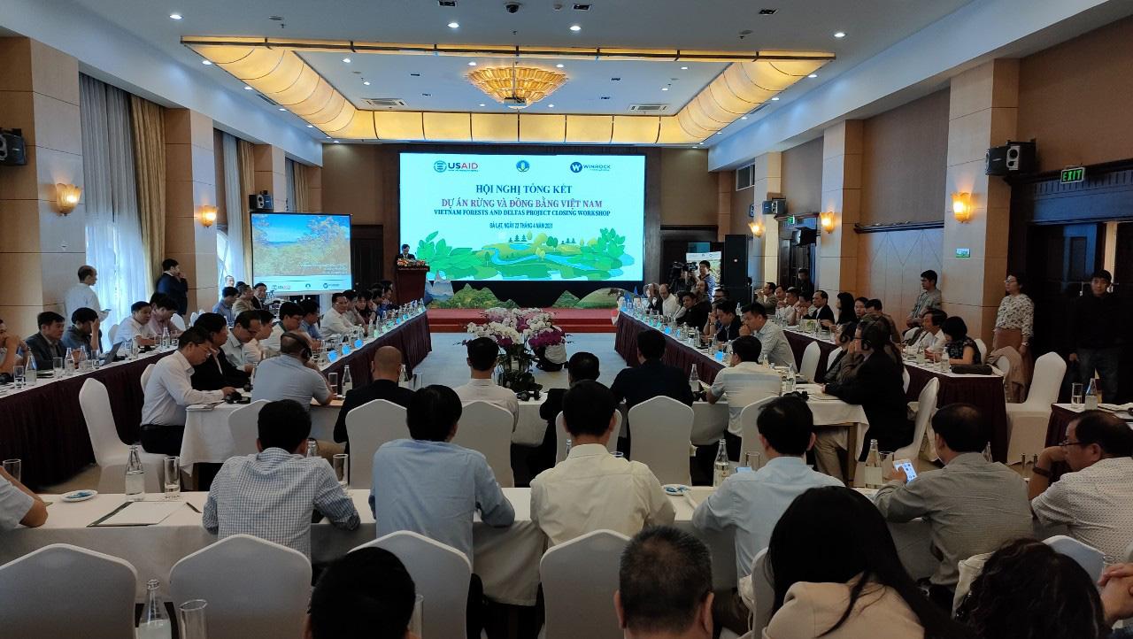 Dự án Rừng và Đồng bằng Việt Nam do USAID tài trợ trên 31 triệu USD - Ảnh 1.