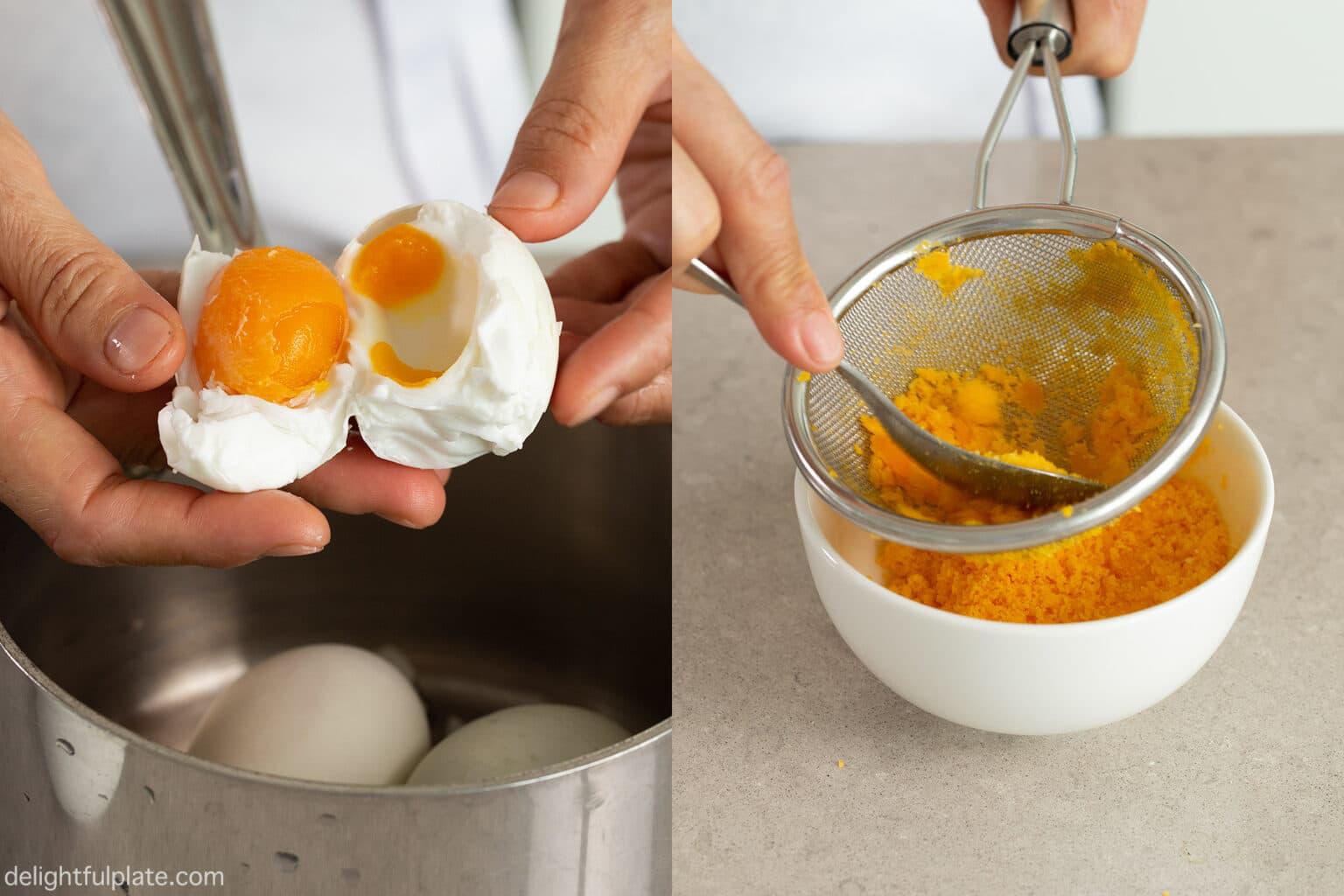 Làm đậu sốt trứng muối nhất định phải nhớ bí quyết này - Ảnh 4.