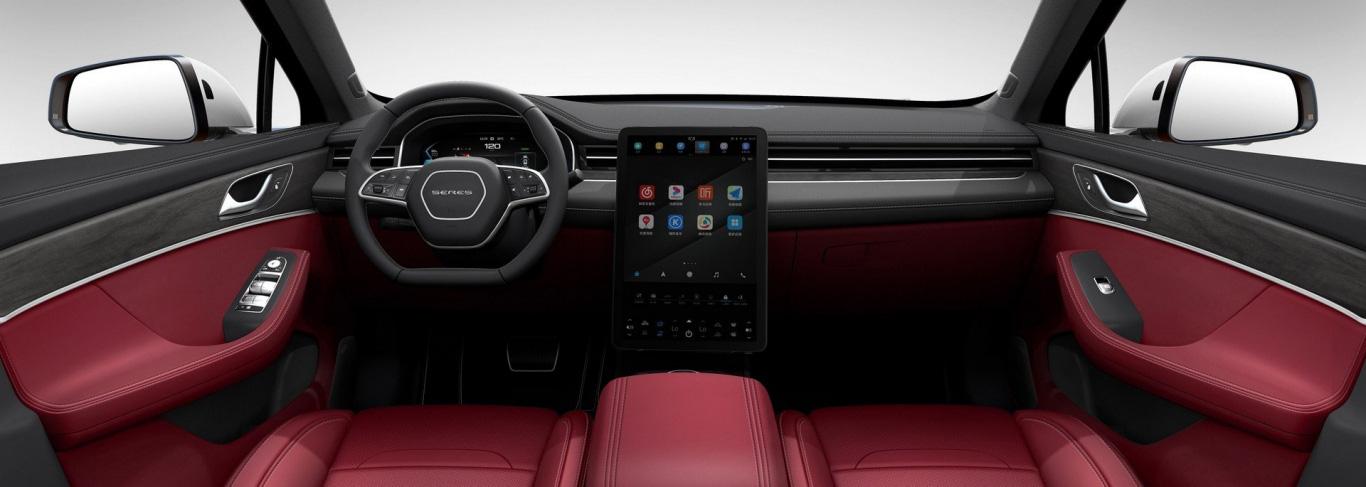 Huawei ra mắt ô tô điện đầu tiên có giá khoảng 770 triệu đồng - Ảnh 5.