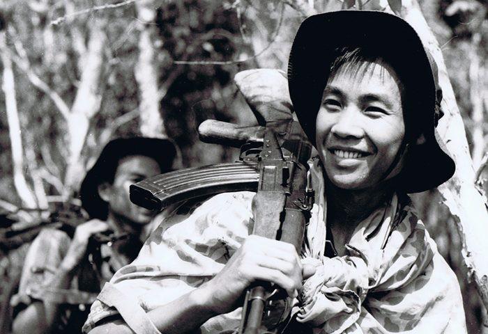 Kỹ thuật bắn điểm xạ làm nên thương hiệu trong Chiến tranh Việt Nam - Ảnh 3.