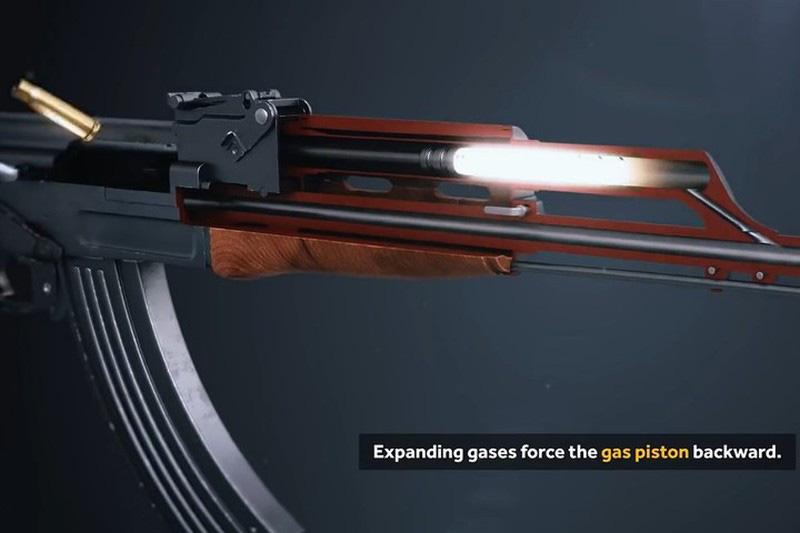 Kỹ thuật bắn điểm xạ làm nên thương hiệu trong Chiến tranh Việt Nam - Ảnh 4.