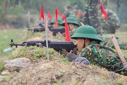 Kỹ thuật bắn điểm xạ làm nên thương hiệu trong Chiến tranh Việt Nam - Ảnh 5.
