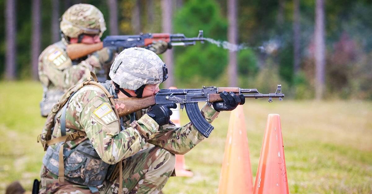 Kỹ thuật bắn điểm xạ làm nên thương hiệu trong Chiến tranh Việt Nam - Ảnh 10.