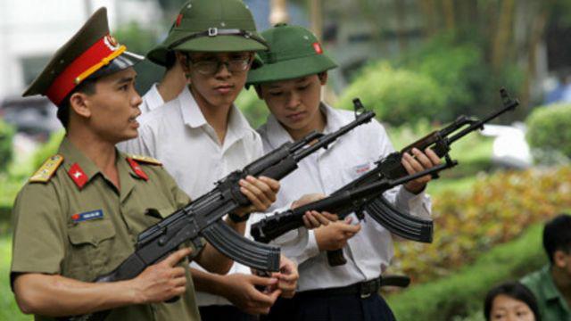 Kỹ thuật bắn điểm xạ làm nên thương hiệu trong Chiến tranh Việt Nam - Ảnh 14.