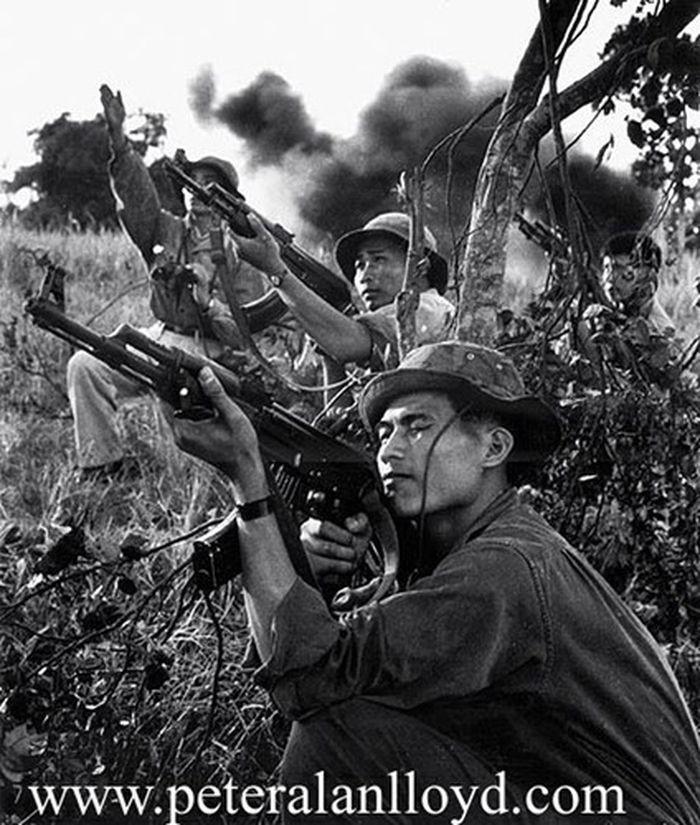 Kỹ thuật bắn điểm xạ làm nên thương hiệu trong Chiến tranh Việt Nam - Ảnh 15.