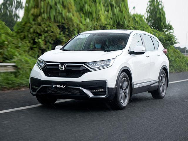 Nhược điểm của Honda CR-V mà người mua cần biết trước khi xuống tiền - Ảnh 1.
