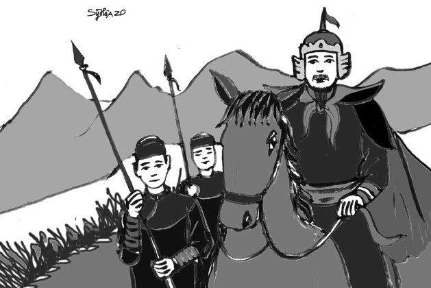 Phạm Ngũ Lão làm cách nào để phá tượng binh Ai Lao? - Ảnh 1.