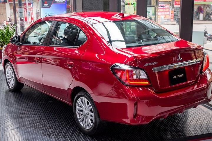 Xe hạng B giá rẻ, đối thủ này cạnh tranh mạnh mẽ với Hyundai Accent - Ảnh 4.