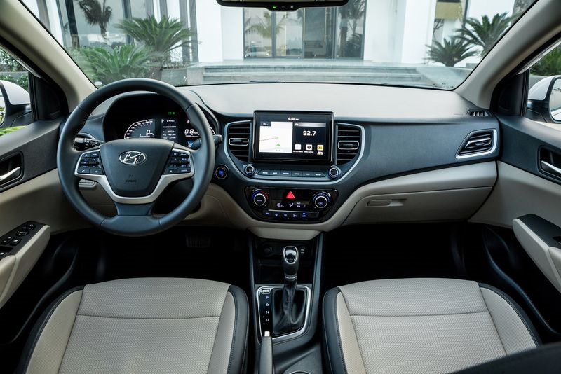 Xe hạng B giá rẻ, đối thủ này cạnh tranh mạnh mẽ với Hyundai Accent - Ảnh 5.