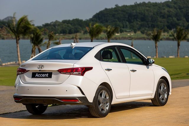 Xe hạng B giá rẻ, đối thủ này cạnh tranh mạnh mẽ với Hyundai Accent - Ảnh 2.