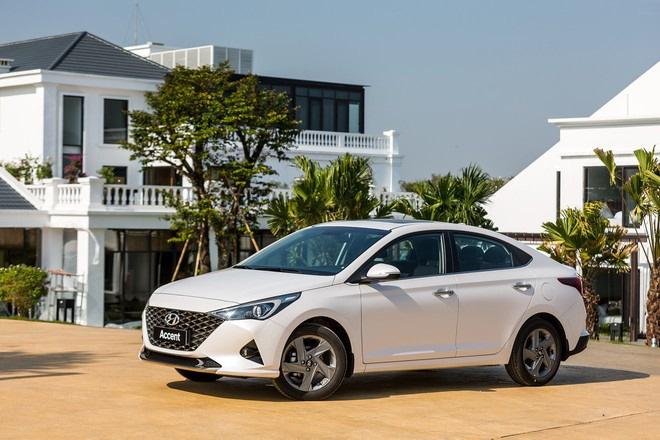 Xe hạng B giá rẻ, đối thủ này cạnh tranh mạnh mẽ với Hyundai Accent - Ảnh 1.