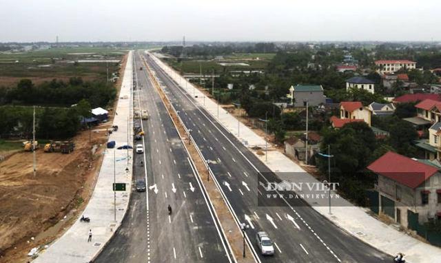 Cận cảnh dự án đường ven biển Nghi Sơn - Sầm Sơn có tổng mức đầu tư hơn 1.479 tỷ đồng trước ngày thông tuyến - Ảnh 10.