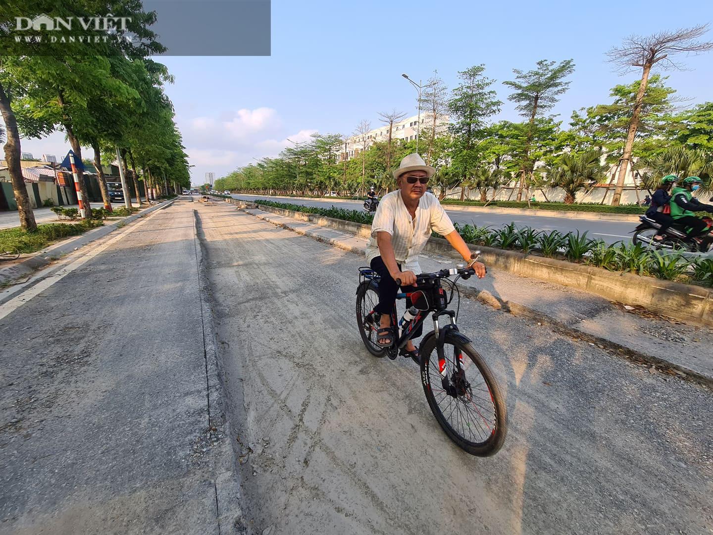 Mặt đường dự án BT 'đại lộ nghìn tỉ' Chu Văn An bị đào xới nham nhở - Ảnh 10.