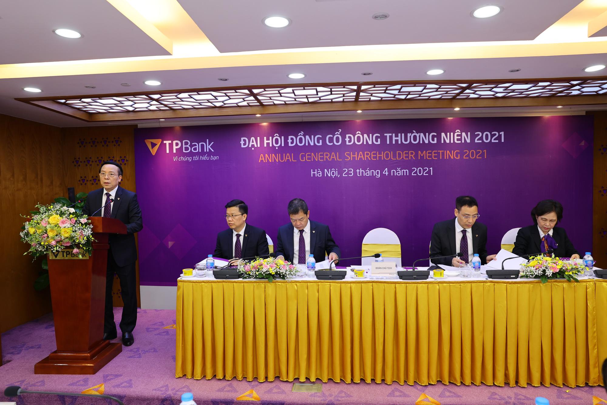 ĐHĐCĐ TPBank 2021: Ngân hàng số giúp TPBank vượt qua giai đoạn khó khăn vì Covid-19 - Ảnh 2.