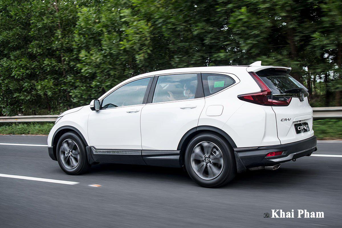 Nhược điểm của Honda CR-V mà người mua cần biết trước khi xuống tiền - Ảnh 2.