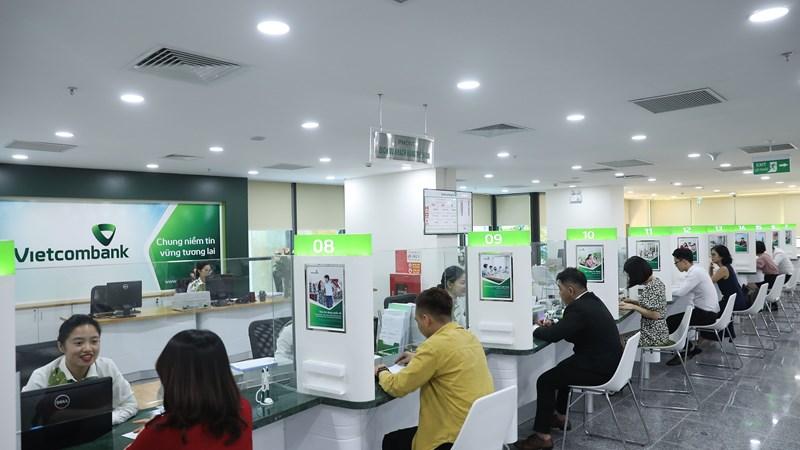 """Quý I lãi 8.000 tỷ, Vietcombank đặt mục tiêu """"thận trọng dù có dư địa rất tích cực"""" - Ảnh 3."""