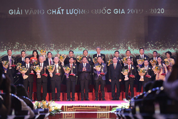 Trao tặng 116 doanh nghiệp nhận Giải thưởng Chất lượng Quốc gia - Ảnh 5.