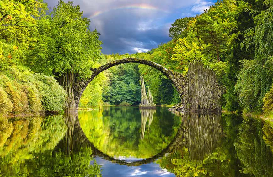 Những địa điểm bí ẩn nhất trên toàn thế giới gây tò mò cho khách du lịch - Ảnh 5.