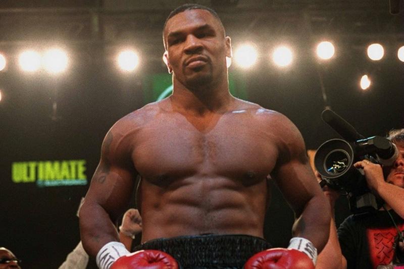 """""""Đệ nhất thiếu lâm"""" đòi đấu Mike Tyson: Nên mặc thêm... áo giáp sắt - Ảnh 1."""