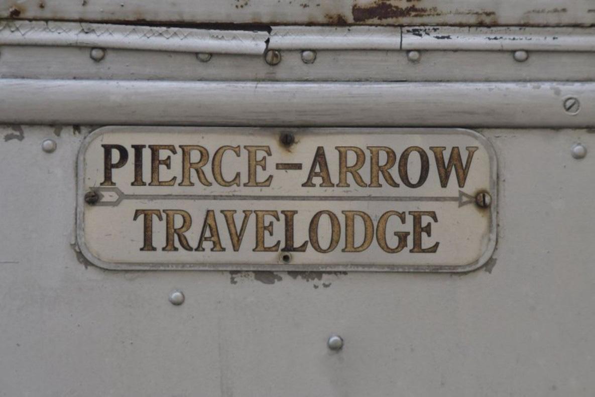 Pierce-Arrow Travelodge - Xe kéo cắm trại sang trọng hiếm có, là biểu tượng những năm 1930 - Ảnh 1.