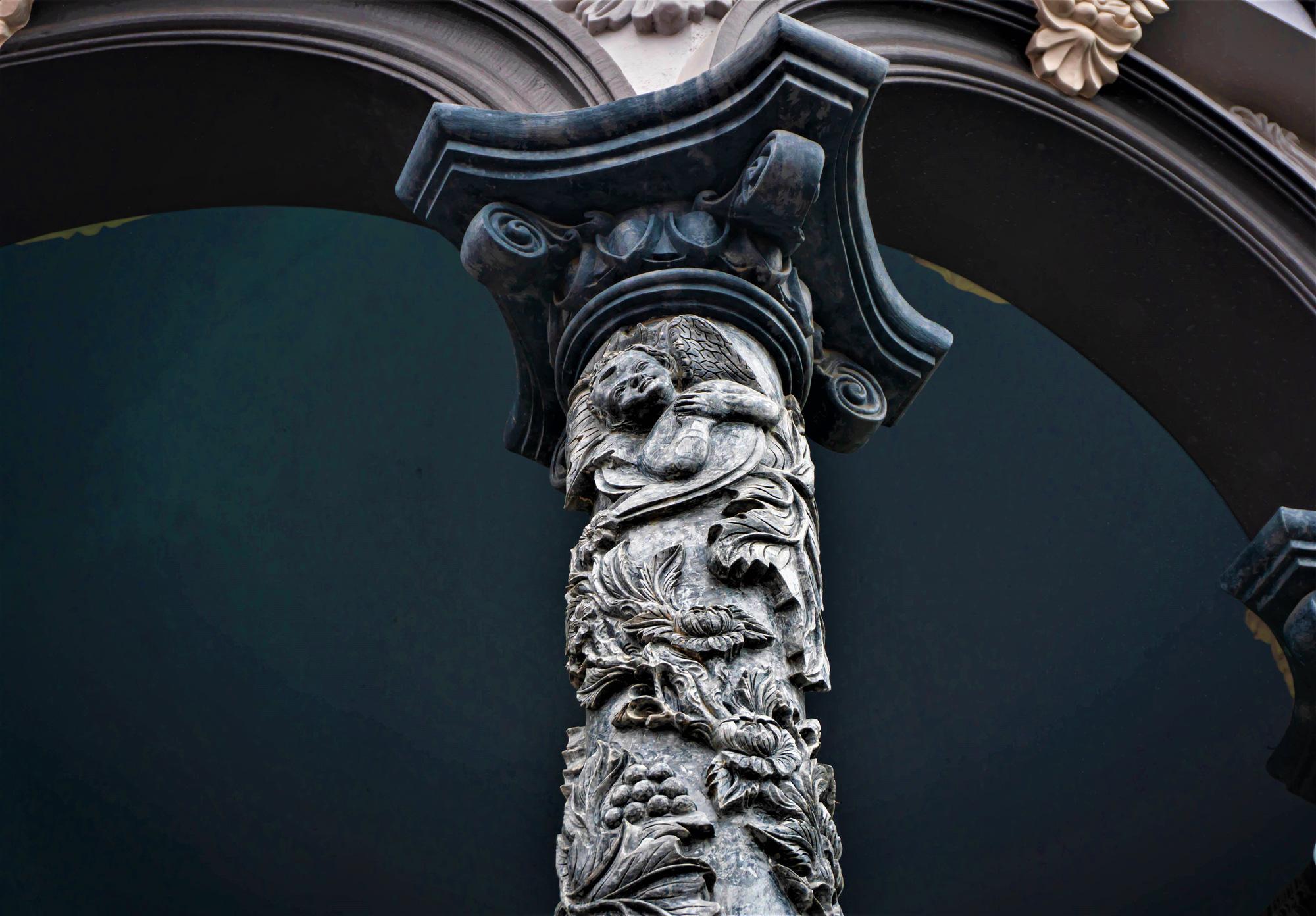 Về thăm nhà thờ Khoái Đồng, nơi thờ hiện thân của ông già Noel - Ảnh 4.