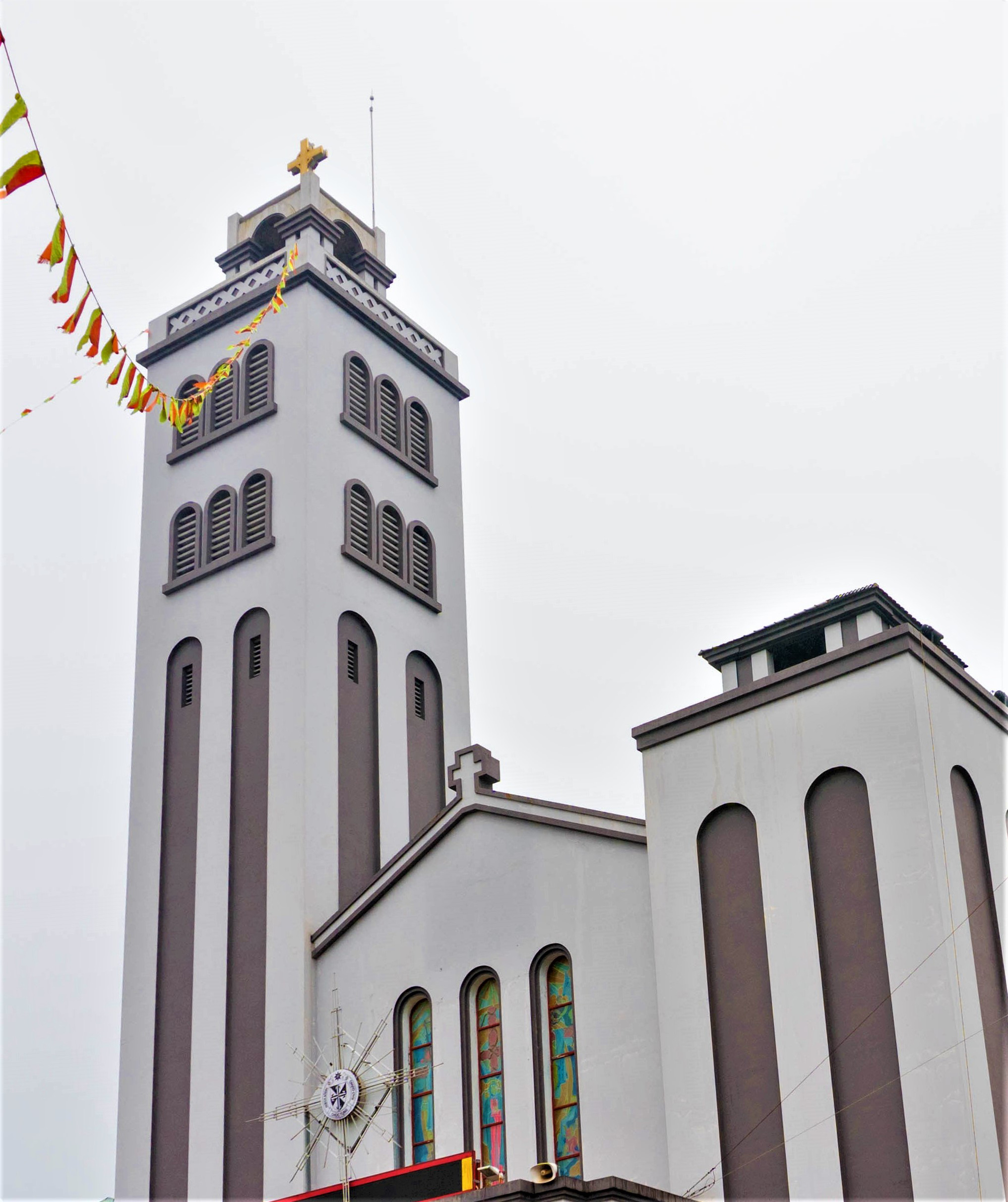 Về thăm nhà thờ Khoái Đồng, nơi thờ hiện thân của ông già Noel - Ảnh 5.