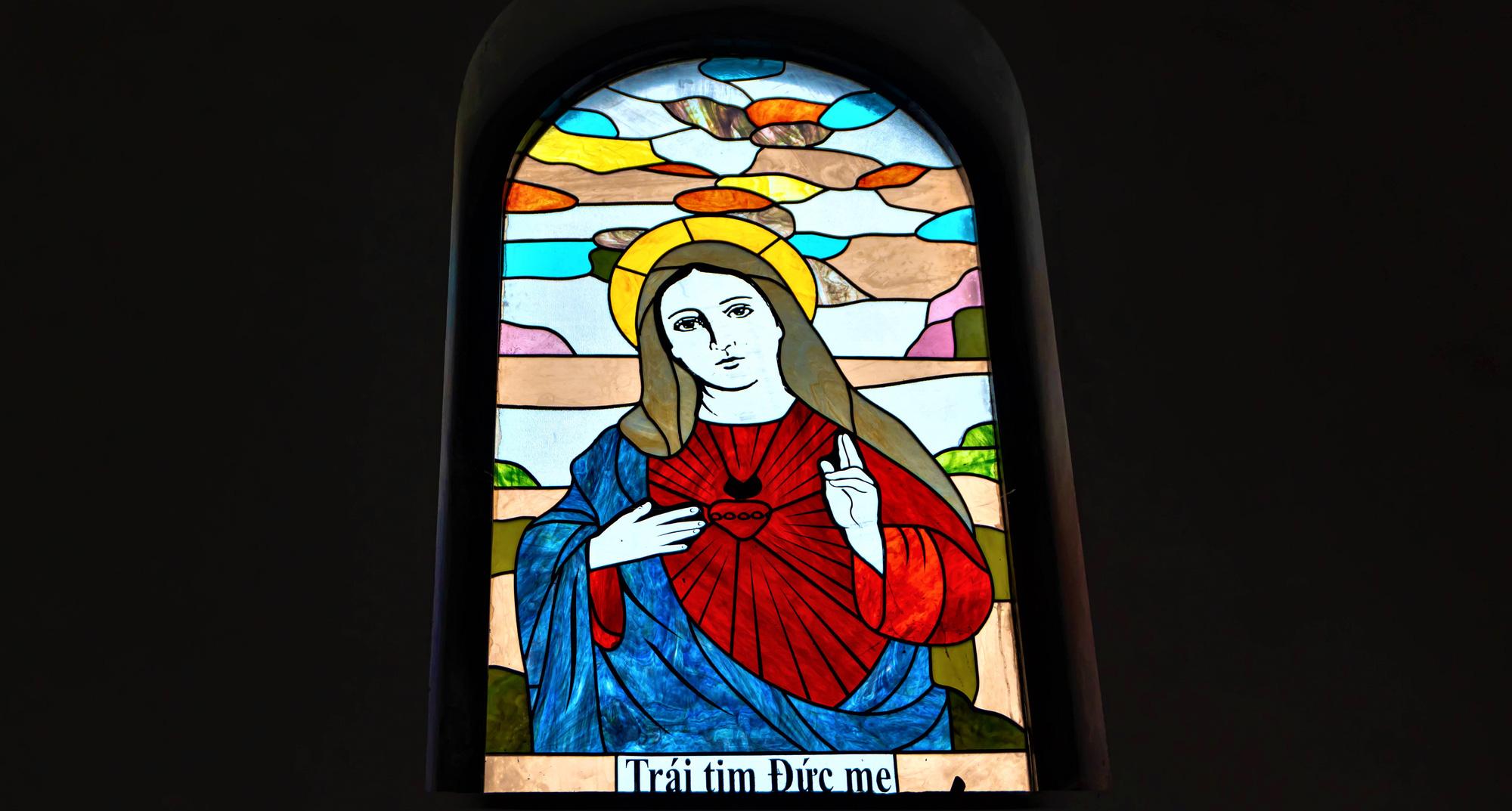 Về thăm nhà thờ Khoái Đồng, nơi thờ hiện thân của ông già Noel - Ảnh 11.