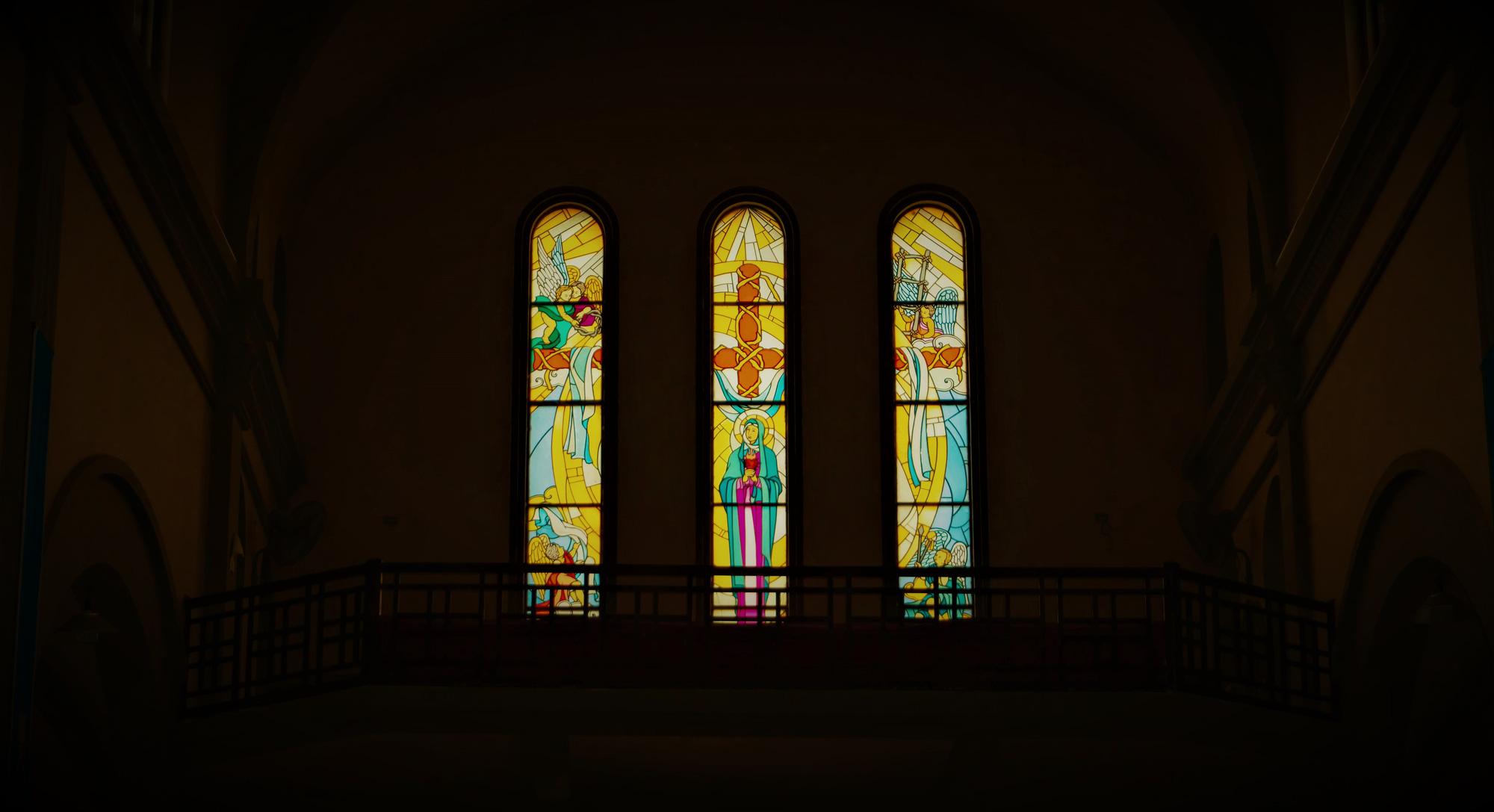 Về thăm nhà thờ Khoái Đồng, nơi thờ hiện thân của ông già Noel - Ảnh 12.